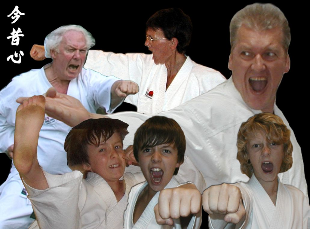 Top Level Karate for all ages in Grimsby